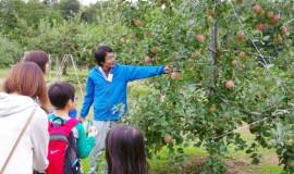 農業や試験研究を身近に感じて/農園研体験デー