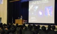 生まれたての宇宙を再現する最先端科学/古川黎明でILC講演会
