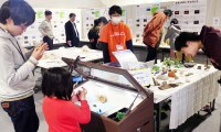 「志津川湾展-南三陸の生きものたち-」(3月21日~22日)を取材しました