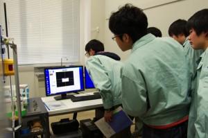 X線画像処理技術を体験