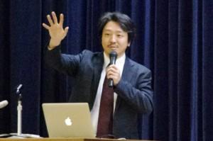山下了准教授(東京大学)