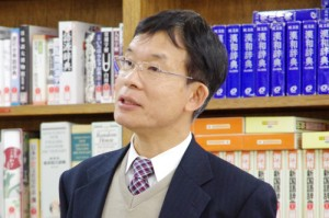 松岡隆志教授