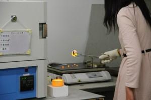 光触媒の機能を持つ結晶化ガラス