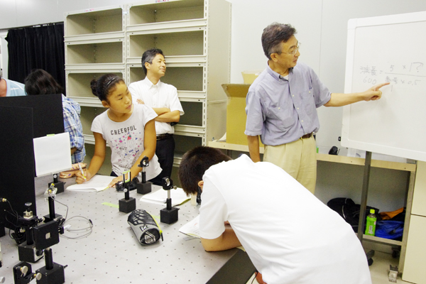 【実験編】光学実験系を構築してみよう