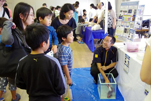 【07】魚を切らない・触らないまま内蔵や温度を調べてみよう!!(東杜シーテック株式会社)