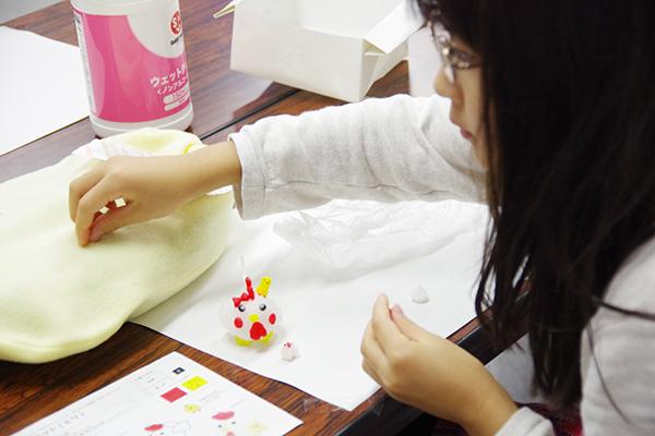 2.粘土キャンドルを作ろう!(ポリテクセンター宮城)