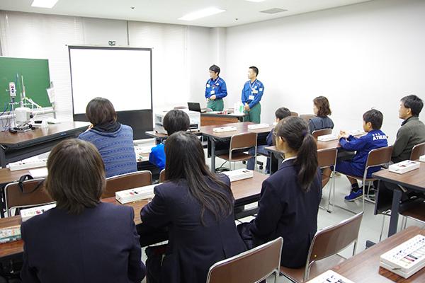 3.石油について学ぼう!~ENEOSわくわく環境教室~(JXTGエネルギー(株))